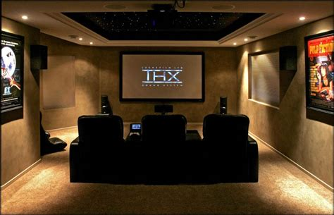 home theatre producing the ultimate theater at