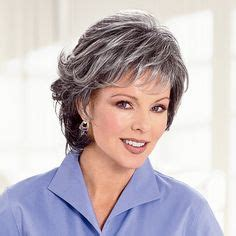 salt pepper hairstyles for women over 40 beautiful hair on pinterest gray hair over 50 and grey hair