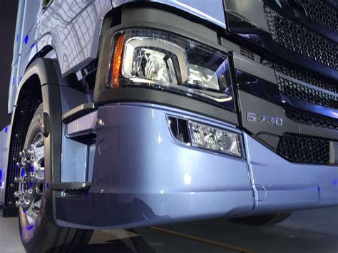 scania r730 interni cabina scania gamma pesante nuovo 2016 veicoli commerciali