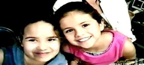 demi lovato as a kid on barney selena and demi on barney tumblr