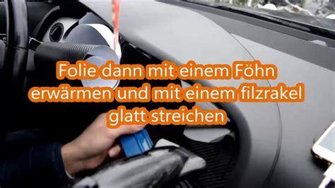Auto Innenraum Folieren by Projekt Folierung Im Innenraum