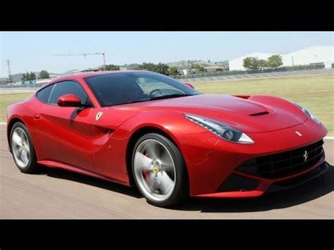 Types Of Ferrari by Ferrari F12 Vs Lamboghini Gallardo Vs Jaguar F Type Sound