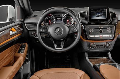 mercedes jeep 2016 interior mercedes gle coupe 2016 interior fotos de coches