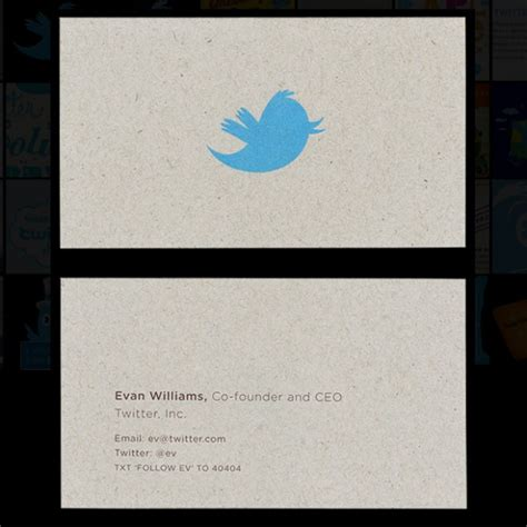 apple business card template a must see 20 business cards of