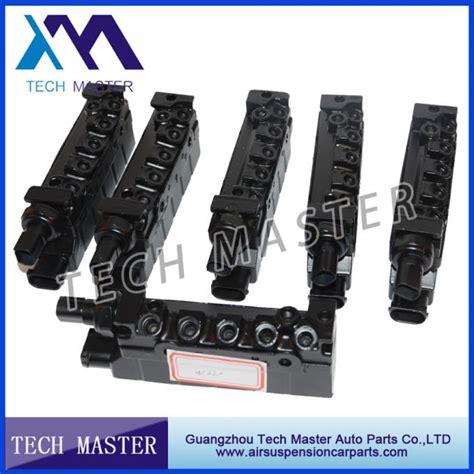 Valve Block Airmatic W220 Original new airmatic air suspension compressor 2203200104 2113200304 mercedes w220