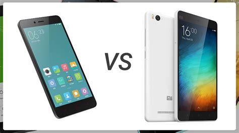 Con Sim Xiaomi Redmi Mi4i xiaomi redmi note 2 prime vs xiaomi mi4i techniblogic