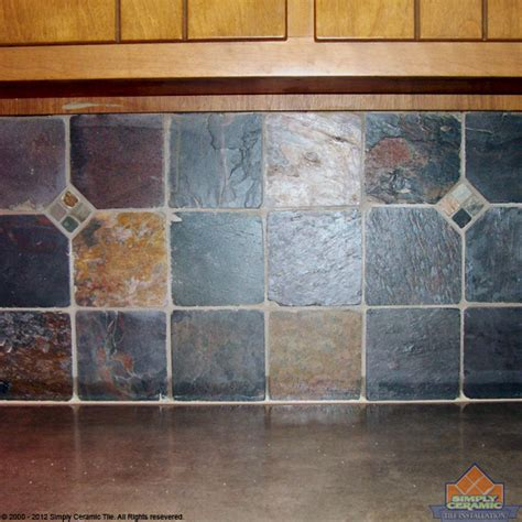 rustic backsplash tile tile showers images arabment com