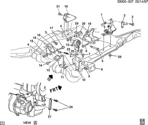 98 buick park avenue parts 98 buick park fuel filter 98 wiring diagram and circuit