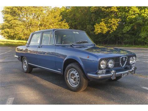 1972 Alfa Romeo by 1972 Alfa Romeo Berlina Photos Informations Articles