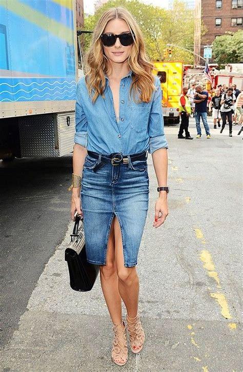 27 trendy summer denim skirt that inspire