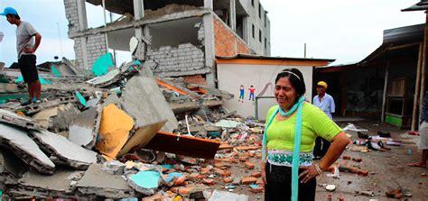 pedernales en ecuador pedernales destruido reportan 233 muertos en todo el pa 237 s