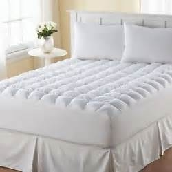 Pillow Top Mattress Pad King by Pillow Top Mattress Topper King Size Pad Cover Protector