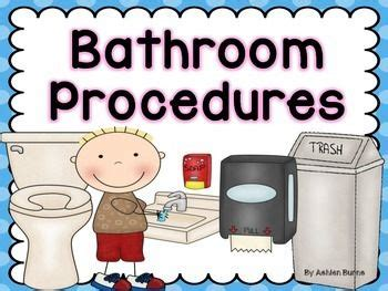 classroom bathroom procedures 17 best ideas about bathroom procedures on pinterest