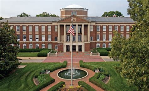 Mba Colleges In Nc by 50 Most Affordable Small Southern Colleges For A Sports