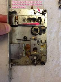 how do i repair this door lock home improvement