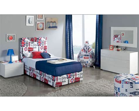 london bedroom set bedroom set w storage bed made in spain 701c london 33131ln