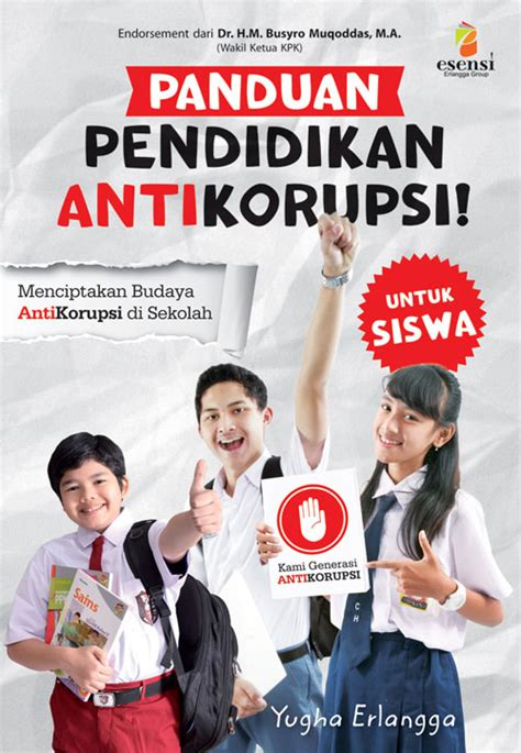 Pendidikan Anti Korupsi panduan pendidikan antikorupsi untuk wanita muda dan modern