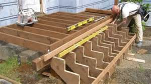 deck build 187 building deck stairs woodworking