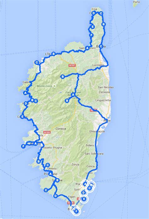 citta e porto della corsica itinerario in corsica cosa vedere in 8 giorni