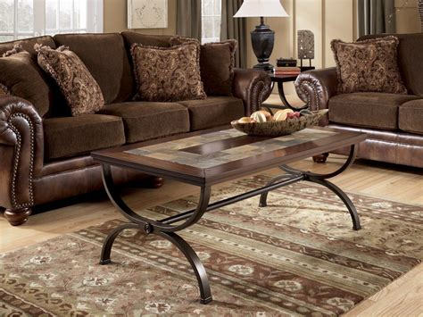 Rustic Coffee Table Sets with Getaway Through Rustic Coffee And End Table Sets Coffe Table Galleryx