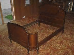 Curved Footboard Antique Bed Antique Bed With Curved Footboard Images