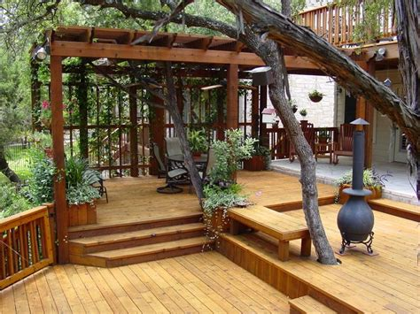 Free Patio Design How To Repair How To Build A Free Standing Deck Build A Deck Deck Post Framing A Deck Also