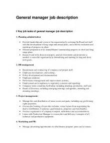 general cover letter sles for employment advertising managers description template