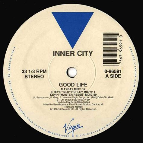 good life inner city free mp3 download free track download inner city good life rissa garcia