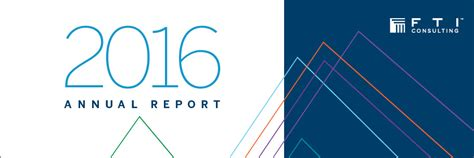 Permission Letter Of Ba 2nd Year 2016 2016 annual report fti consulting