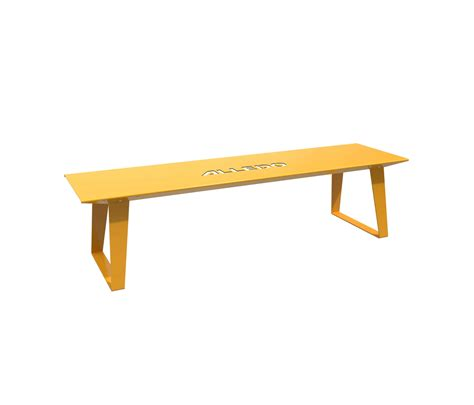 zazen bench zazen exterior benches from alledo by christen architonic
