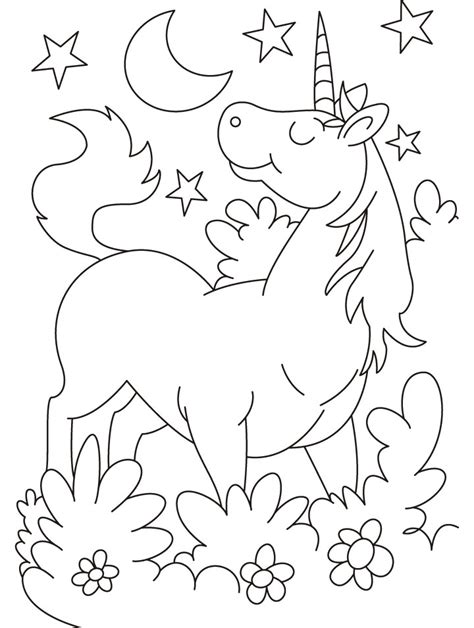 coloring pages to print unicorns free coloring pages of unicorn and rainbow printable
