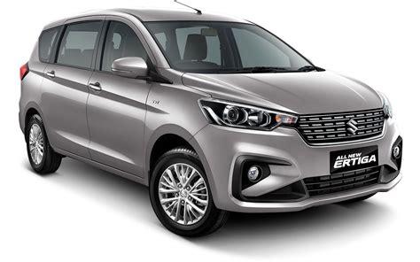 Maruti Suzuki Ertiga by 2018 Suzuki Ertiga 2018 Maruti Ertiga Metallic Silky Silver
