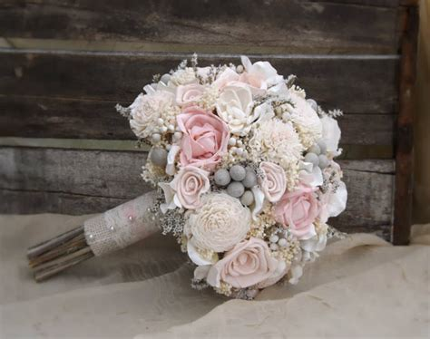 wooden flowers wedding bouquets gorgeous wood flower bouquets you can keep forever mid