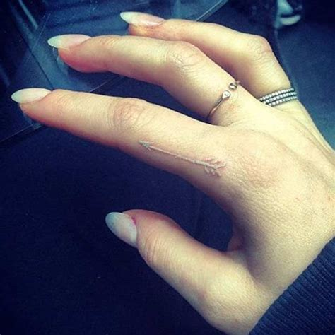 white finger tattoo 51 amazing white ink tattoos white ink arrow and finger