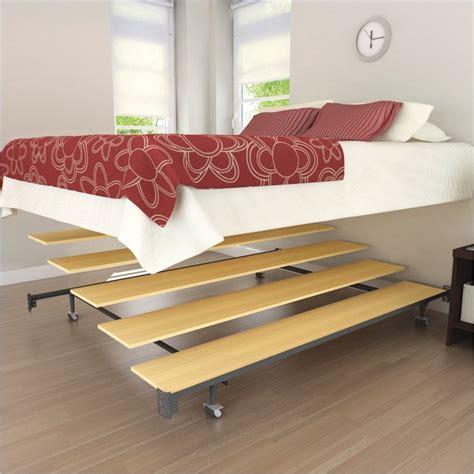 wooden bed frames queen sonax queen wooden platform conversion set bed frame ebay