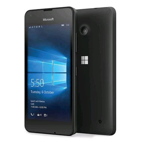Microsoft Lumia 550 (Unlocked, 8GB, Black) Deals & Special
