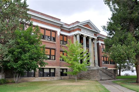 Or High School Union High School Oregon