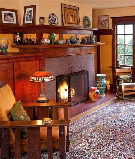 1044 Best Craftsman Style Interior Details Images On