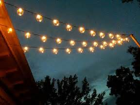 Outdoor Patio Hanging String Lights by Gallery For Gt Hanging String Lights