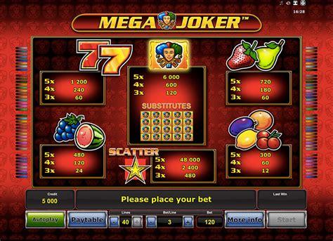 mega joker slot machine game  play  dbestcasinocom