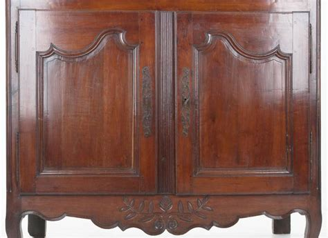 early 19th century cherry buffet for sale