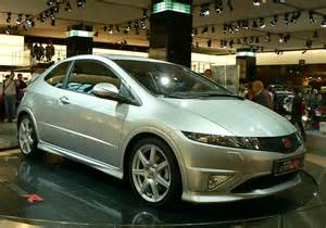 Types Of Honda Cars International Fast Cars Honda Civic Type R