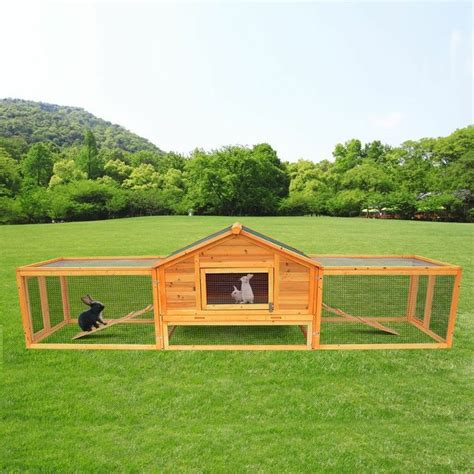 backyard hen house portable wooden rabbit hutch backyard hen house chicken coop samll pet wood cage bunny houses