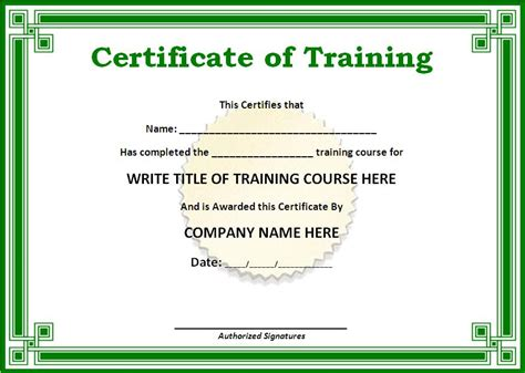 certificate of ojt completion template certificate of completion 004