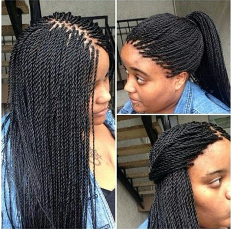 Micro Twist Hairstyles by Best 20 Micro Braids Hairstyles Ideas On