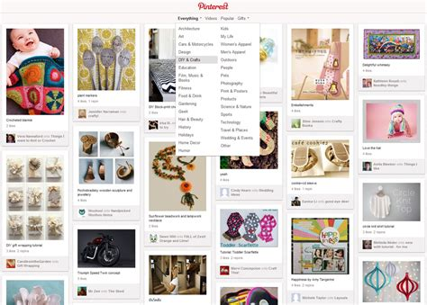 pinterest publication layout using pinterest to generate sales for your company