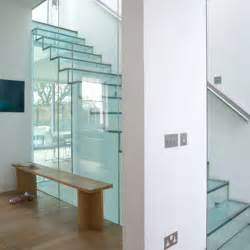 Modern Glass Stairs Design 10 The Most Cool Glass Staircase Designs Digsdigs
