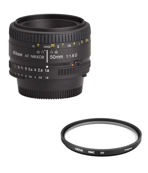 Terlaris Filter Uv Nikon 52mm nikon af nikon 50mm f 1 8d lens hoya 52mm uv lens filter