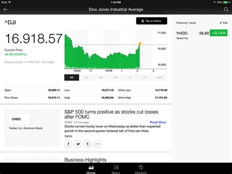 yahoo new layout 2014 yahoo finance update brings a new design an improved