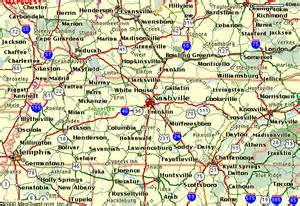 City Map Of Tennessee by Map Of Middle Tn Pictures To Pin On Pinterest Pinsdaddy